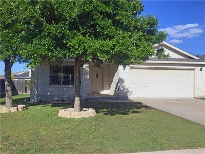 Leander Single Family Home For Sale: 106 Northern Trl