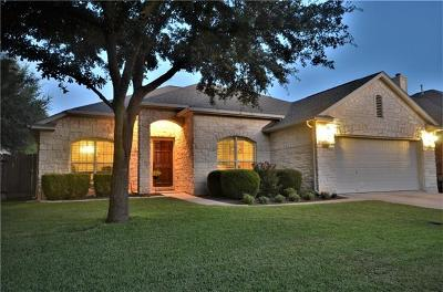 Cedar Park Single Family Home For Sale: 2416 Alta Monte Dr