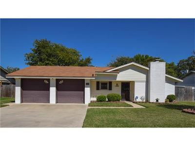 Single Family Home For Sale: 1007 Kathey Dr