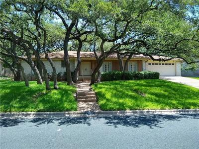 Austin TX Single Family Home Pending - Taking Backups: $670,000