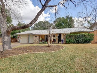 Austin Single Family Home For Sale: 2215 Alta Vista Ave