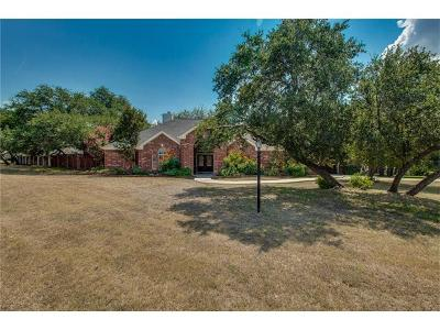 Lakeway Single Family Home For Sale: 101 Rupen Dr