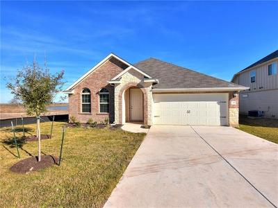 Hutto Single Family Home For Sale: 710 Carol Dr