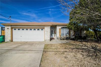 Lago Vista TX Single Family Home Sold: $235,000
