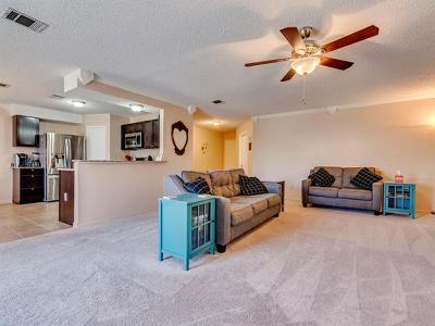Round Rock Single Family Home For Sale: 2204 Silver Spur