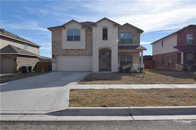 Killeen Single Family Home For Sale: 6708 Cool Creek Dr