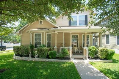 Cedar Park Single Family Home Pending - Taking Backups: 1121 Rawhide Trl
