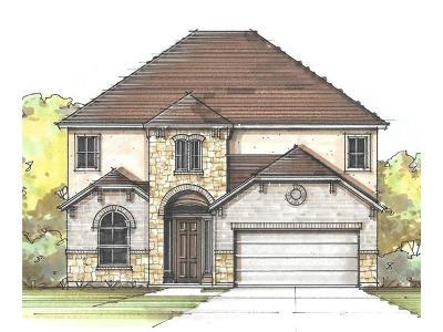 Cedar Park TX Single Family Home For Sale: $471,067