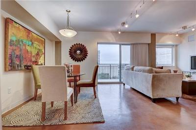 Austin Condo/Townhouse For Sale: 800 Brazos St #1105