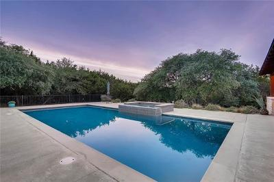 Austin Single Family Home Pending - Taking Backups: 13601 Madrone Mountain Way