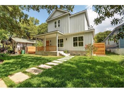 Single Family Home For Sale: 1803 Singleton Ave