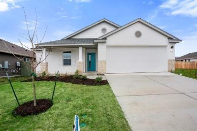 Manor Single Family Home For Sale: 9936 Comely Bnd