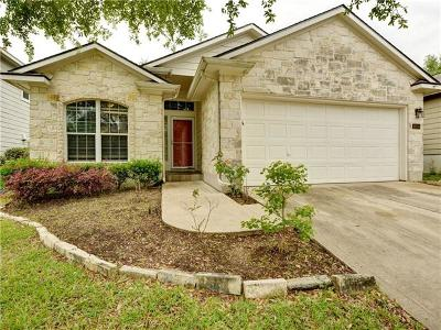 Travis County Single Family Home For Sale: 1606 Gaylord Dr