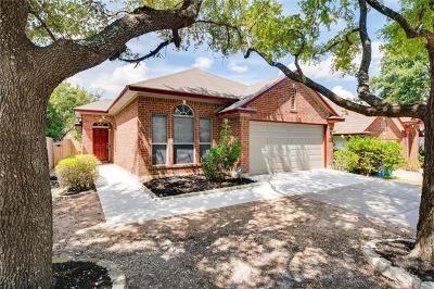 Austin Single Family Home Pending - Taking Backups: 14710 Montoro Dr