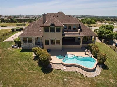 Leander Single Family Home For Sale: 2405 Crystal Falls Pkwy