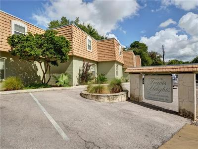 Austin Condo/Townhouse For Sale: 1500 East Side Dr #110-D