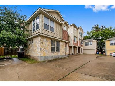 Austin Multi Family Home For Sale: 712 Franklin Blvd
