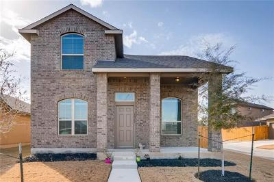 Leander Single Family Home For Sale: 1017 Britt Ln