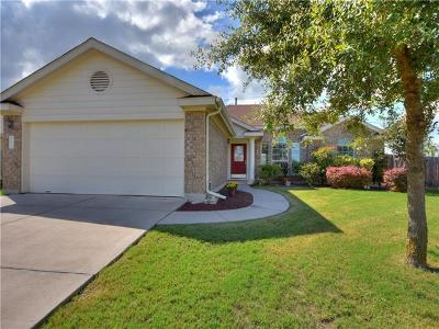 Hutto Single Family Home For Sale: 202 Stewart Dr