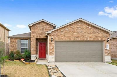 Buda Single Family Home For Sale: 137 Moonwalker Trl