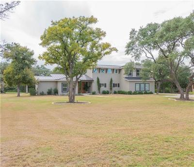 New Braunfels Single Family Home Active Contingent: 709 Oak Bluff Trl