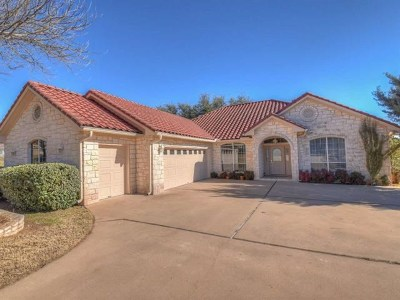 Horseshoe Bay Single Family Home For Sale: 307 Florentine