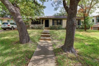 Austin Single Family Home Pending - Taking Backups: 2300 Greenlee Dr