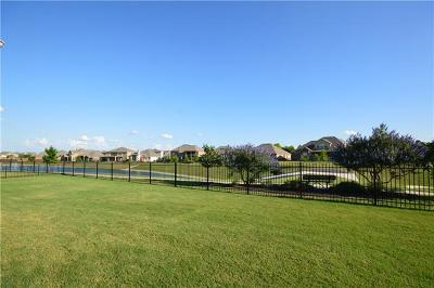 Pflugerville Single Family Home For Sale: 2921 Winding Shore Ln