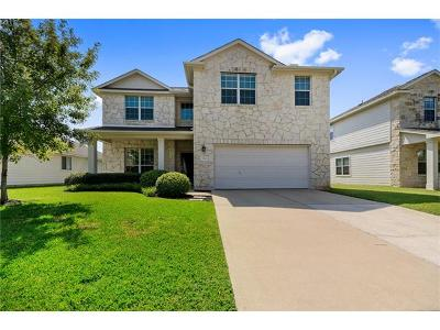 Georgetown Single Family Home For Sale: 7742 Squirrel Hollow Dr