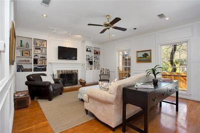 Austin Single Family Home For Sale: 6100 Marquesa Dr