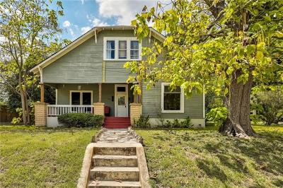 Single Family Home For Sale: 901 Kimbro St