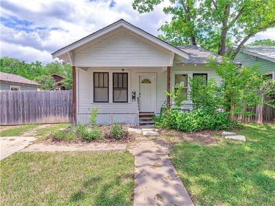 Travis County Single Family Home For Sale: 602 E 49th St