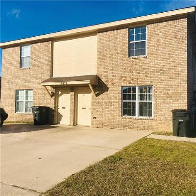 Killeen Multi Family Home For Sale: 2707 Vernice Loop