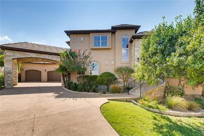 The Hills TX Single Family Home For Sale: $850,000