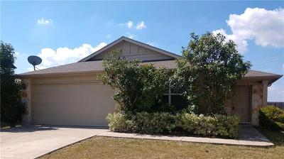Manor Single Family Home For Sale: 13205 Forest Sage St
