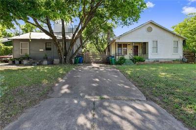 Bouldin Creek, Bouldin Single Family Home Pending - Taking Backups: 2206 S 3rd St