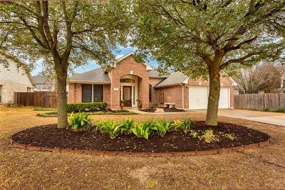 Pflugerville Single Family Home Pending - Taking Backups: 503 Olympic Dr