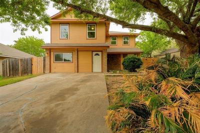 Hays County, Travis County, Williamson County Single Family Home Pending - Taking Backups: 5310 George St