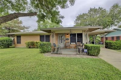 Single Family Home For Sale: 8302 Kromer St