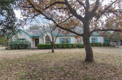Georgetown Single Family Home For Sale: 6827 S Lakewoods Dr