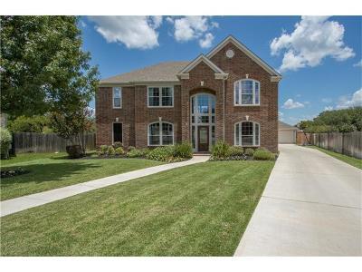 New Braunfels Single Family Home Pending: 548 Enchanted Oak