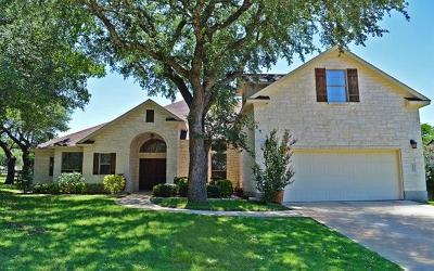 Burnet Single Family Home For Sale: 105 Alexander Ave