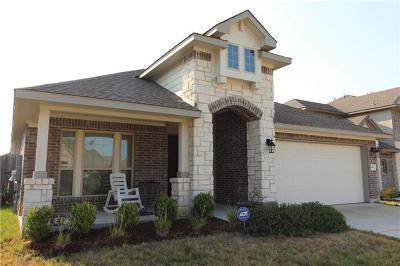 San Marcos Single Family Home For Sale: 418 Field Corn Ln
