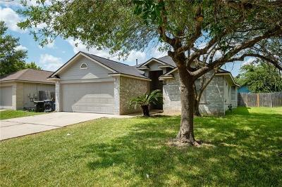 Hutto Single Family Home For Sale: 300 Quail Cir