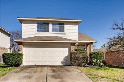 Pflugerville Single Family Home For Sale: 441 Sweet Leaf Ln