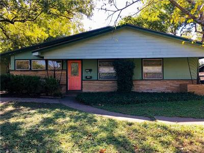 Austin Multi Family Home For Sale: 1809 Morrow St