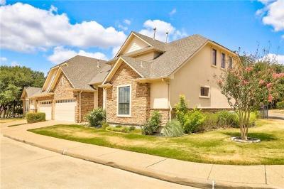 Austin Condo/Townhouse For Sale: 13933 Ashton Woods Cir #71