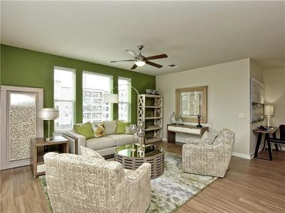Austin TX Condo/Townhouse For Sale: $474,900