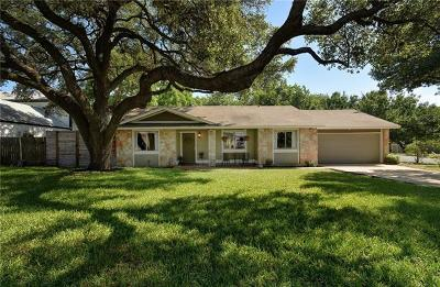Hays County, Travis County, Williamson County Single Family Home For Sale: 2300 Lear Ln