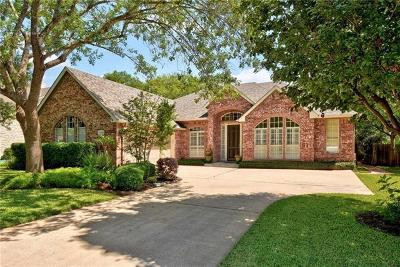 Hays County, Travis County, Williamson County Single Family Home For Sale: 5010 McDade
